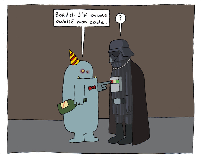StarWars c'est rigolo - Page 10 Yoda-92