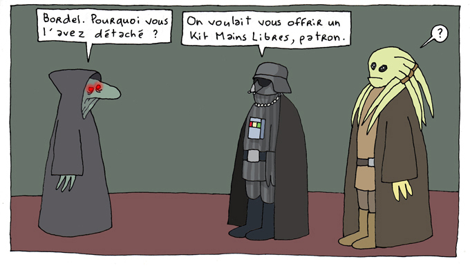 StarWars c'est rigolo : ze blog ! Yoda-1032